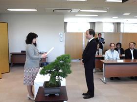 2016年6月2日 名誉教授称号記授与式を挙行|愛知教育大学